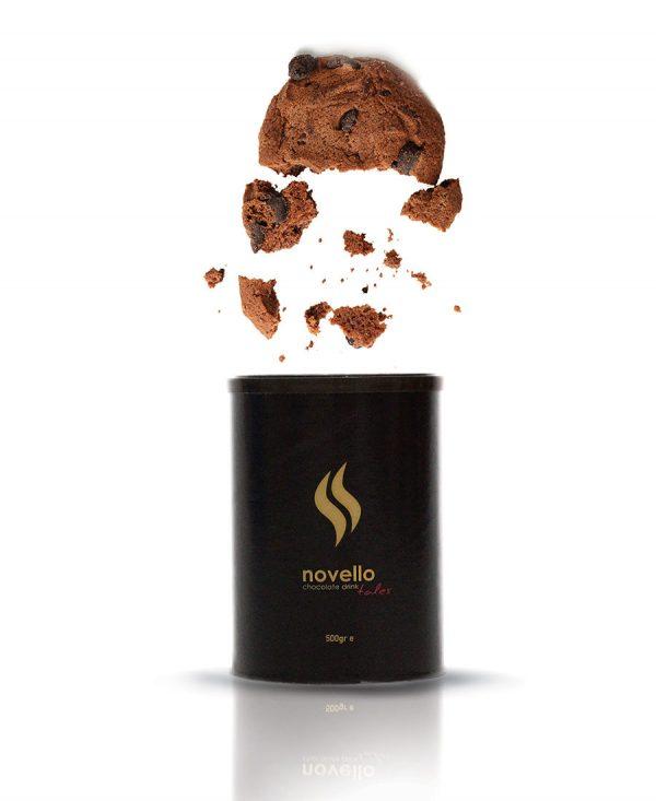 Αρωματική Σοκολάτα Μπισκότο